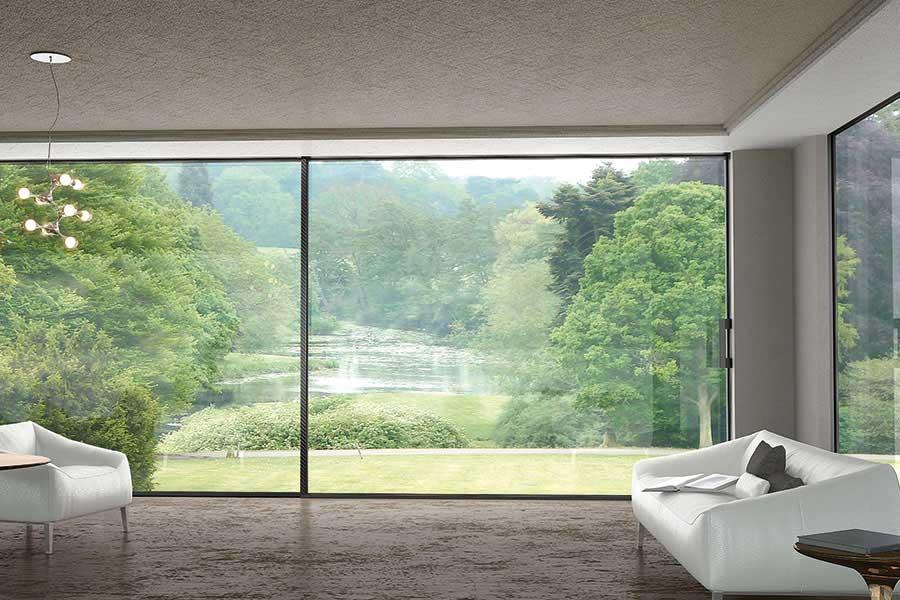 infissi di lusso - Panoramic Sallustio