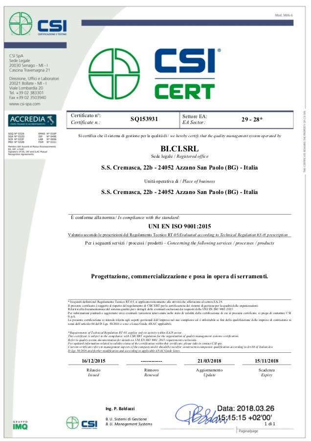 certificato-csi